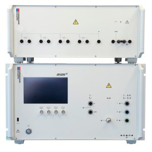 Haefely Axos8 Surge Telecom Wave Immunity Test System Repair