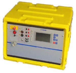 Haefely Resistance Meter Repair