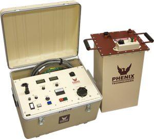 Phenix Technologies Partial Discharge Detector Repair