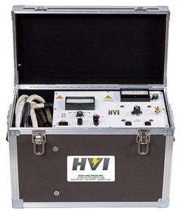 HVI AC Dielectric test set repair | High Voltage Inc. Repair Center