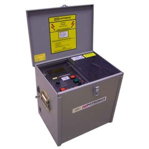 Haefely Hipotronics Dielectric Test Set Repair