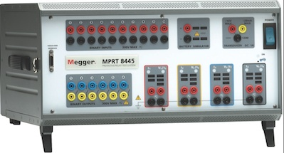 Megger MPRT 8445 Repair Services