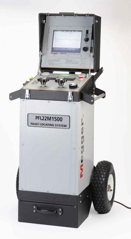 Megger PFL22M1500 Cable Fault Locator Repair