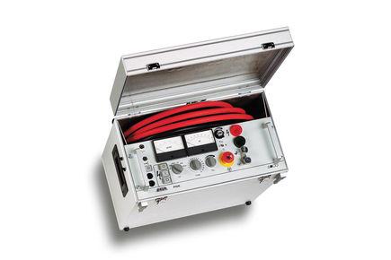 BAUR PGK-80 Tester | Repair High Voltage Tester Repair