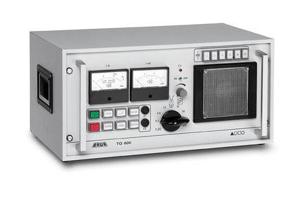 BAUR TG-600 Meter Repair