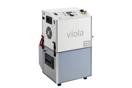BAUR Viola TD Repair Baur Calibration