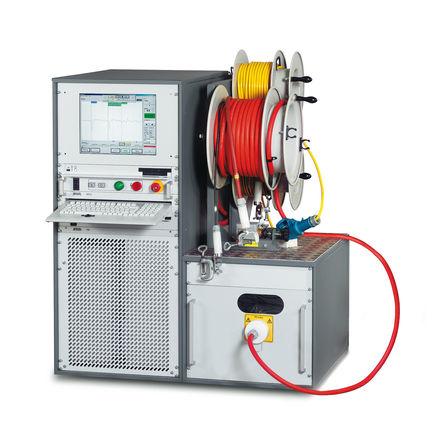 Baur PHG80-TD Meter repair | Baur Phg80-TD Cable Test System Repair