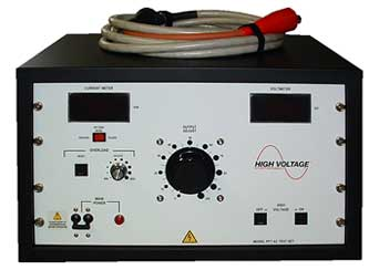 High Voltage 503DBT Repair and Calibration