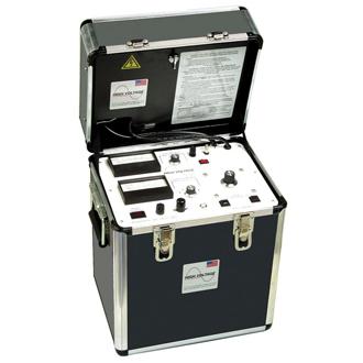 High Voltage HVI PTS80 Hipot Megohmmeter Repair