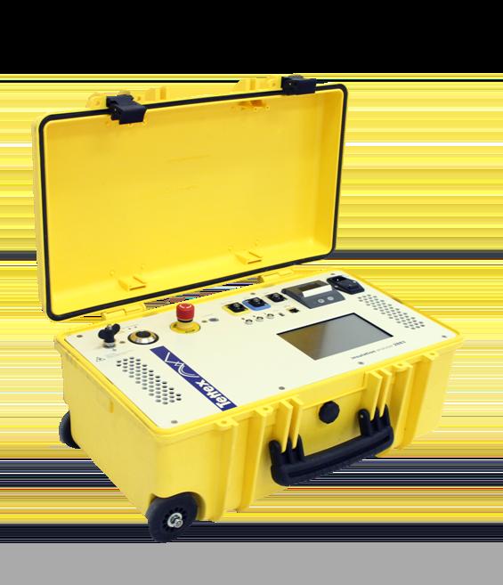 MIDAS Micro 2883 Insulation Analyzer Repair
