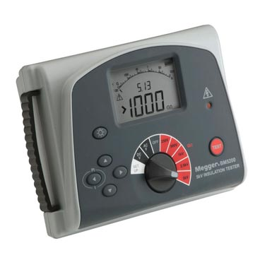 Megger BM5200 Repair and Calibration Services