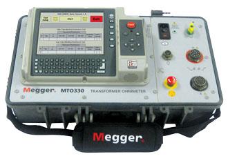 AVO Intl Megger MTO300 Meter Repair