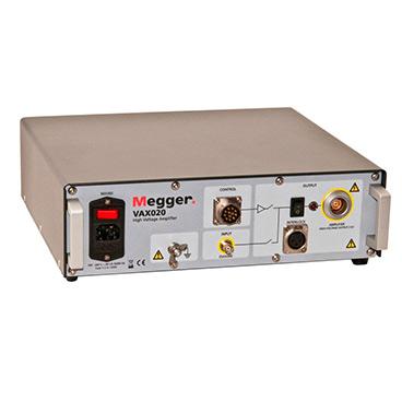 Megger VAX020 Repair and Calibration