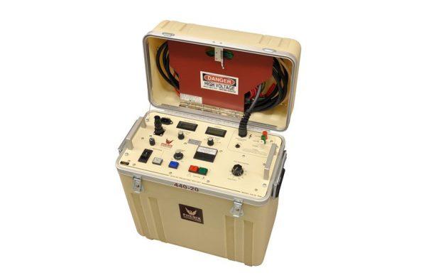 Phenix Technologies 440-20 Meter Repair