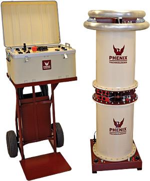 Phenix Technologies 6CP200-100-10 Repair