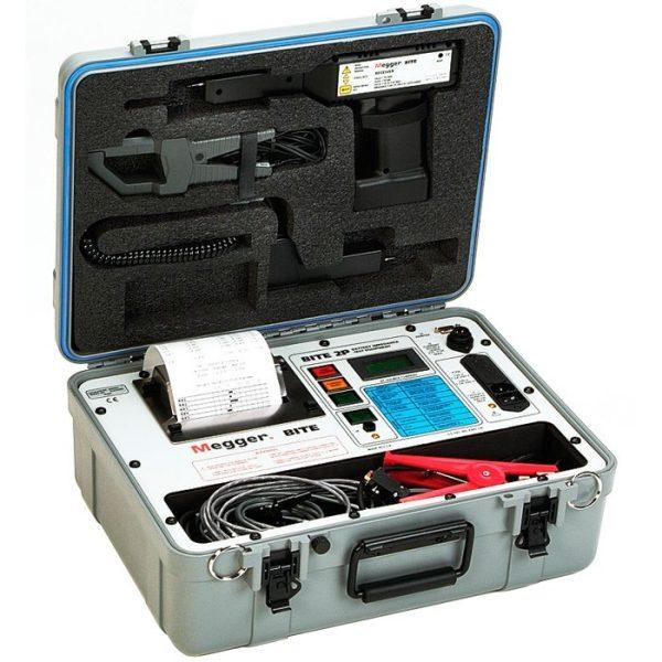 Megger BITE-2P repair Battery Impedance Tester repair