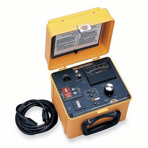 AVO Biddle Megger 230425 high-pot tester repair