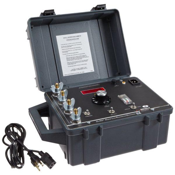 Biddle Instruments Megger 247001-11 DLRO Repair and Calibration