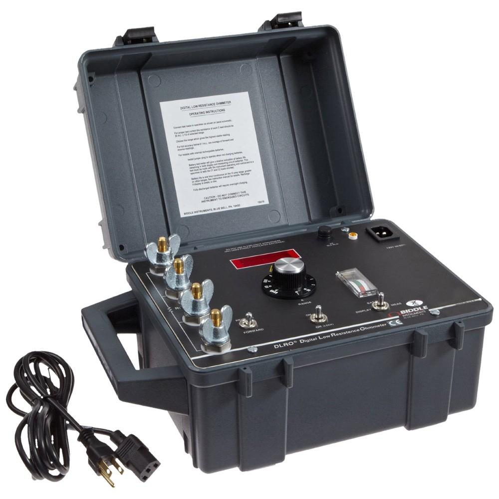 Megger 247001 11 Repair Biddle Instruments Repair Power Grid Meter Repair Services