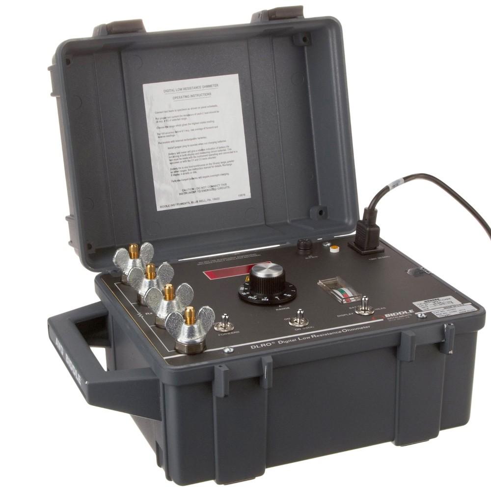 Megger 247002 Repair Biddle Instruments 247002 Repair Power Grid Meter Repair Services