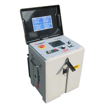 Megger EZ-THUMP meter repair and calibration