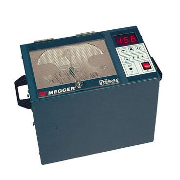 avo biddle Megger ots60sx repair
