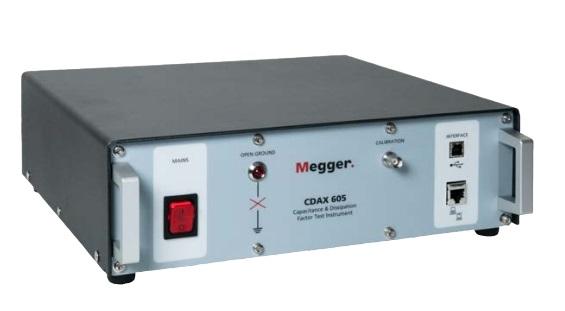 Megger CDAX 605 Repair and Calibration Services