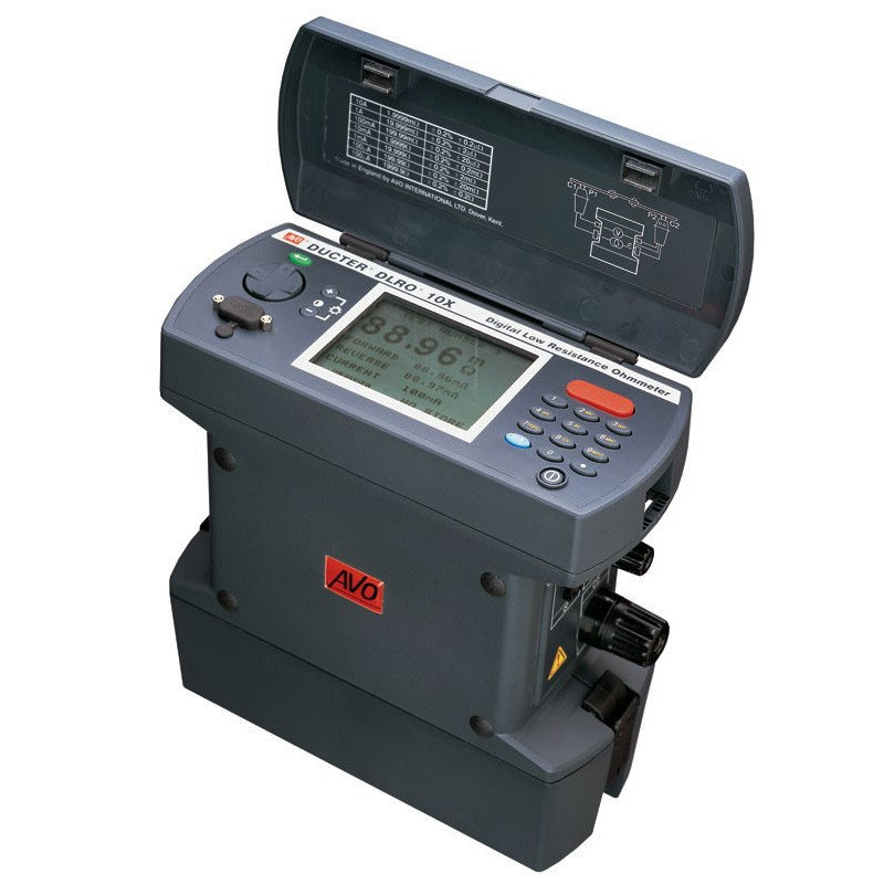 Megger Dlro10 Repair Biddle Instruments Repair Power Grid Meter Repair Services