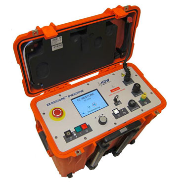 Megger HVB 10 Meter Repair and Calibration Services