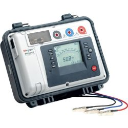 AVO Biddle Megger MIT-520 Repair | Megger Insulation Tester Repair