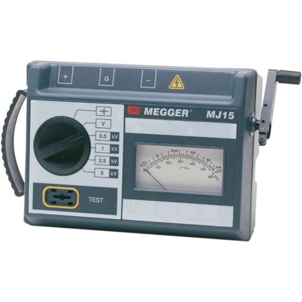 AVO Biddle Megger MJ15 repair service