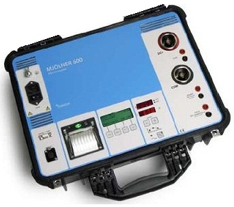 Megger Mjolner Meter Repair and Calibration
