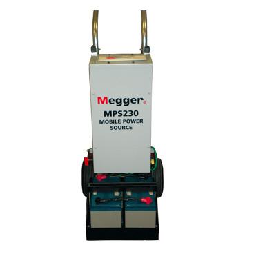 Megger MPS230 Mobile Power Supply Repair