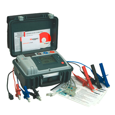 Megger S1-1052 Insulation Tester Repair and Calibration