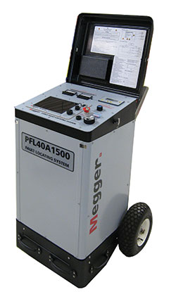 Megger PFL40A1500 Repair Services | Megger Cable Fault Locator Repair