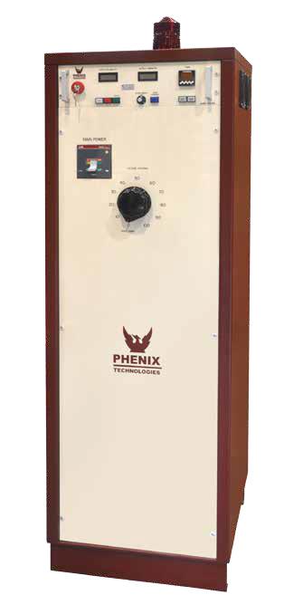Phenix tech-615-10 Rrepair and Calibration