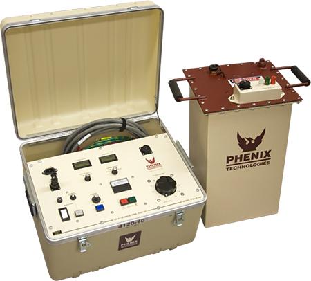 Phenix Technologies 4120-10 Meter Repair