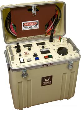 Phenix Technologies 475-20 Meter Repair