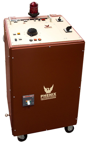Phenix Technologies TTS10M Repair