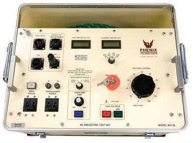 Phenix Technologies BL180 Controls Repair