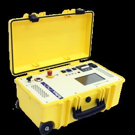 Haefely Hipotronics MIDAS Micro 2883 Insulation Analyzer Repair