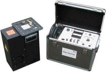 High Voltage Inc Arial Lift Tester Repair