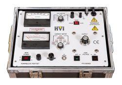 HVI PTS-300F DC Test Set Repair